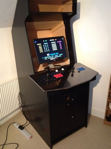 Mame Cabinet by Mame Cabinet Project Build Complete Retrogamesnow