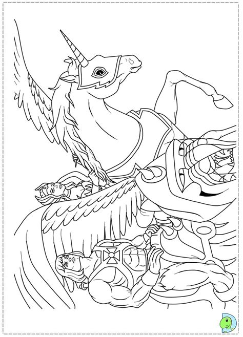 She Ra Coloring Pages She Ra On Swiftwind Things I She Ra Coloring Pages