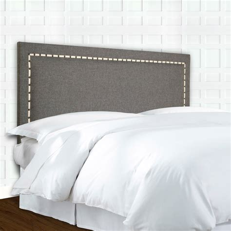 fabric and wood headboard fashion bed upholstered headboards and beds
