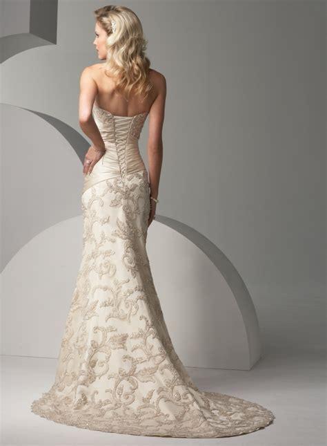 Brautkleid Mit Spitze Und Tüll by 45 Modelle Brautkleid Mit Spitze Archzine Net