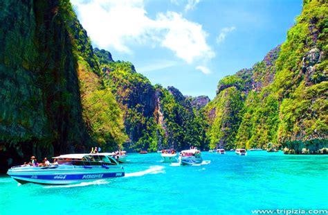 tourist attractions  thailand tripizia