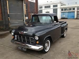 1955 chevy truck small block v8 manual box