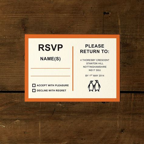 Template For Wedding Invitation Reply Cards by Rsvp Invitation Card Wedding Invitation Rsvp Card Card