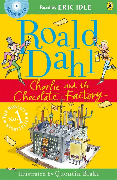 the chocolate factory pictures from the book and the chocolate factory book cd penguin