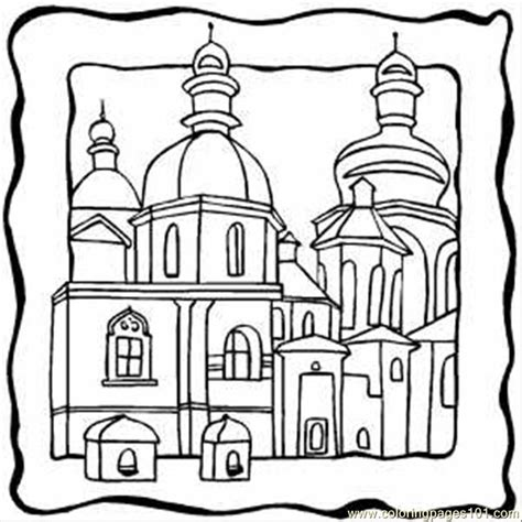 building coloring sheets coloring pages