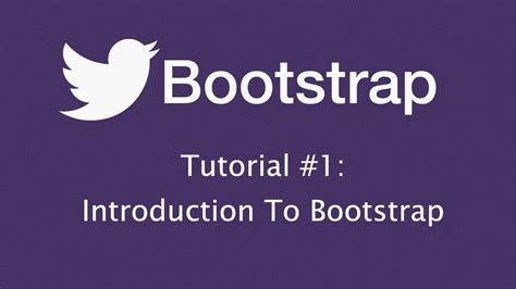 bootstrap tutorial in urdu youtube bootstrap tutorial 1 introduction to bootstrap youtube