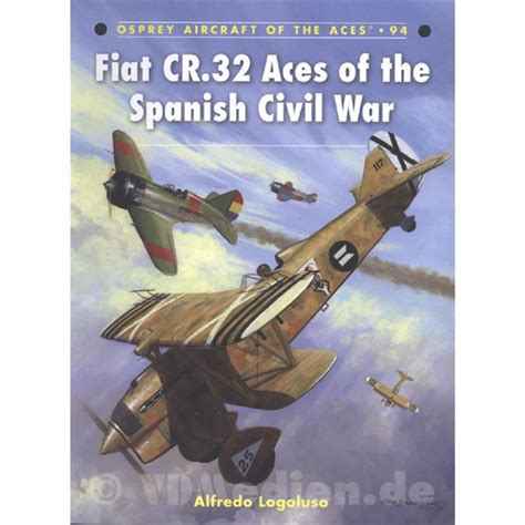 libro fiat cr 32 aces of fiat cr 32 aces of the spanish civil war ace nr 94