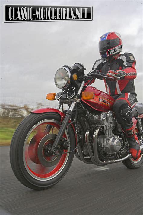 honda cb 900 honda cb900f road test classic motorbikes