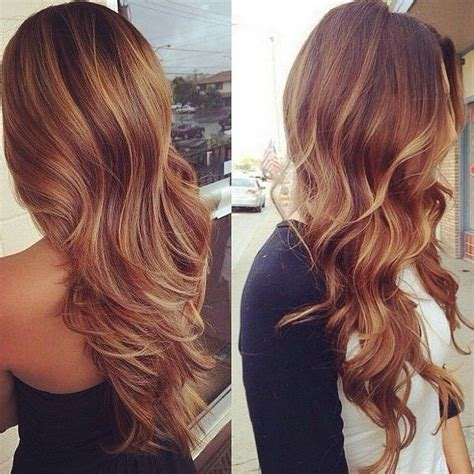 trendy highlights for 2015 brown balayage ombre hair trends 2015 with blonde