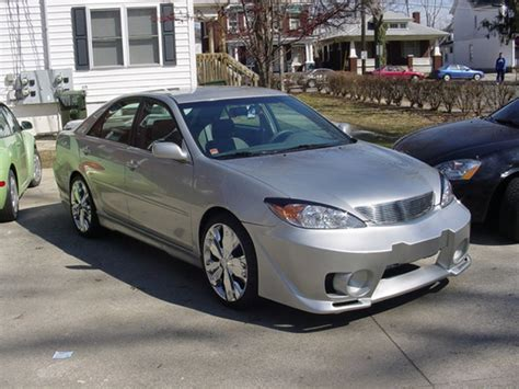 cgh  toyota camry specs  modification info  cardomain