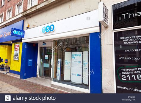 reset tsb online banking tsb trustee savings bank shop front sign kingston upon