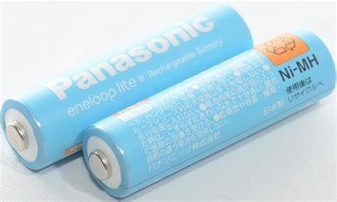 Bateray Eneloop Panasonic Aa Xx Black 4pc battery test review aa aaa individual tests