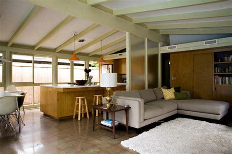 Mid Century Ranch Floor Plans A Photographer S Mid Century House