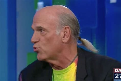 ponytails for bald men this was triple h s initial hairstyle after getting rid of