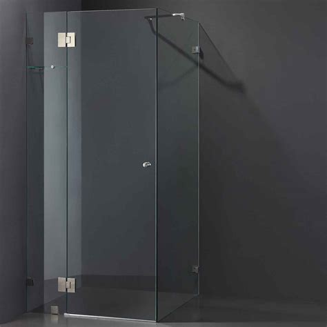 Wall Mirror With Hooks by Cube Frameless Shower Screen Otc Tiles Amp Bathroom