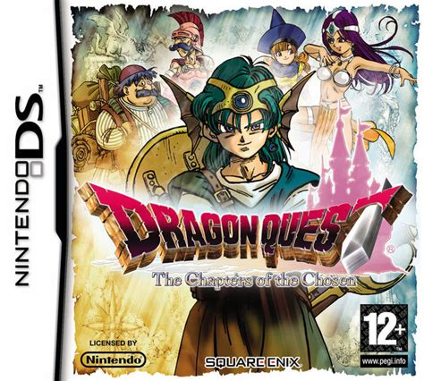 dragon quest iv chapters of the chosen faq walkthrough dragon quest iv chapters of the chosen box shot for ds