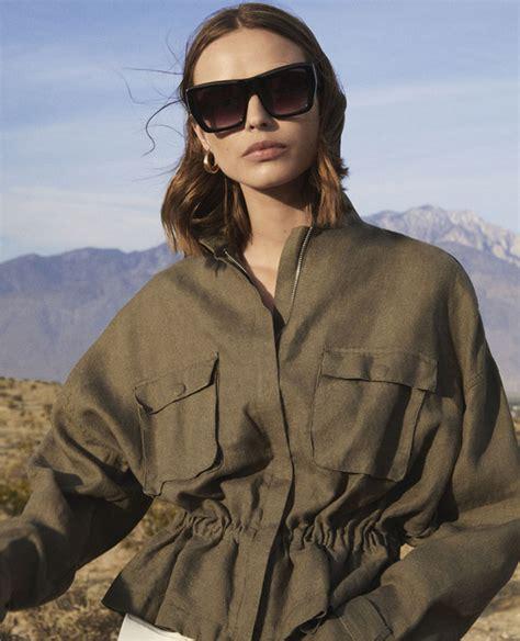 Top Model Zara Collection birgit kos models zara summer 2018 collection