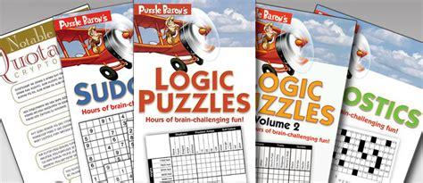 puzzle baron s large print logic puzzles books puzzle baron puzzles for curious minds