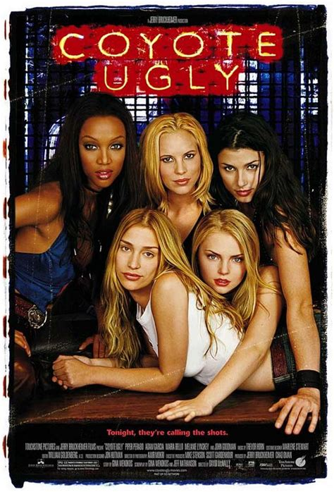 Lovely Goodman Christmas Carol #6: Coyote_ugly.jpg