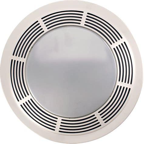nutone fan light combo nutone 8663rp bathroom fan build com