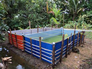 Terpal Kolam Persegi Murah 4 cara budidaya ikan lele sangkuriang di kolam terpal cara