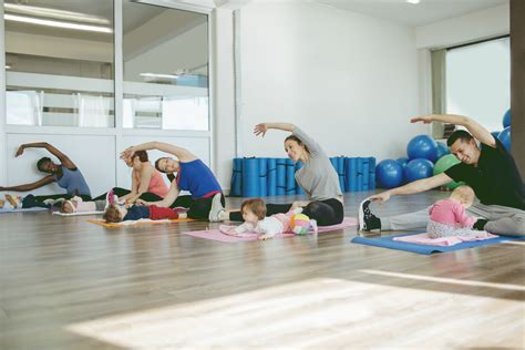 Rpac Fitness Classes 5 by Tips For Exercising After A Baby
