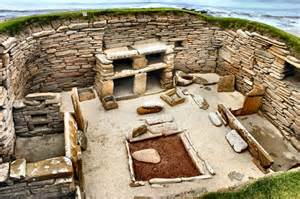 oldest house in the world the oldest preserved furnished houses in the world skara brae the orkney islands