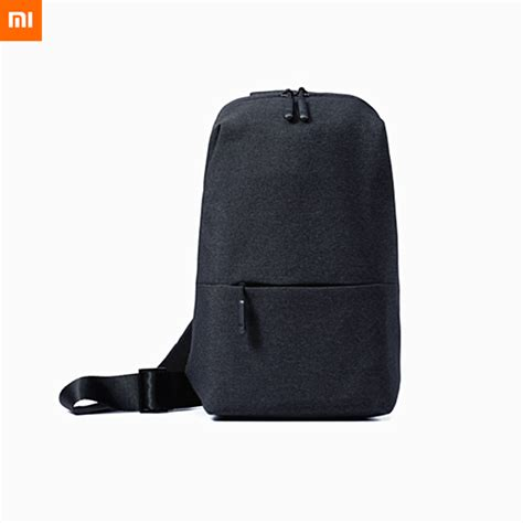 Ori Xiaomi Multifunctional Chest Pack Crossbody Bag Shoulder Backpack other cing outdoors xiaomi multifunction crossbody