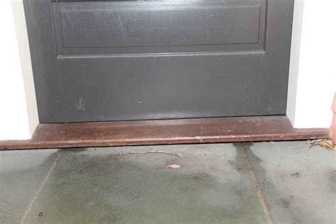 Exterior Door Bottom Sweep How To Install Door Sweeps For Exterior Doors How To Install A Door Sweep Keeping Your Salt
