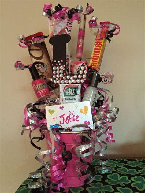 25 best ideas about teen gift baskets on pinterest