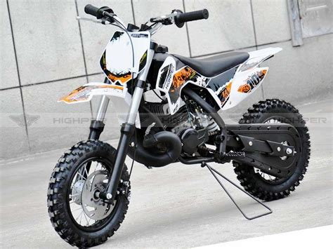 Motorrad Sport Kinder by Kinder Cross Motorrad 50ccm 2 Takt 10 Zoll Reifen