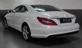 Mercedes Amg 500 Milcar Automotive Consultancy 187 Mercedes Cls 500