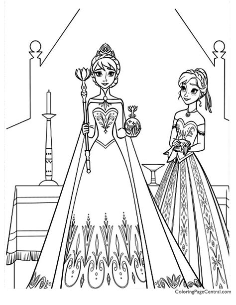 free coloring pages frozen frozen 10 coloring page coloring page central