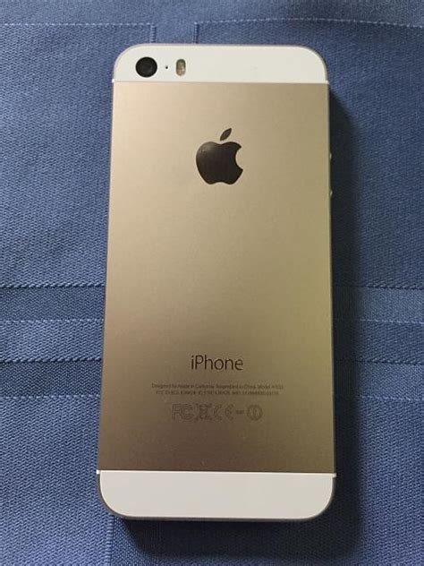 Iphone 5s 64gb Gold Murah wts iphone 5s gold 64gb unlocked at t iphone ipod forums at imore