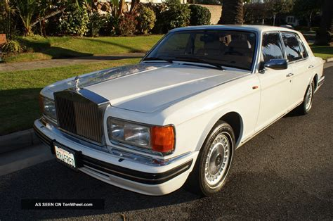 rolls royce silver spur 1996 rolls royce silver spur related infomation