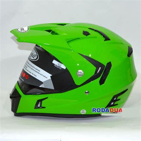 Helm Cross Snail Mx 315 jual beli helm supermoto snail mx 311 hijau baru