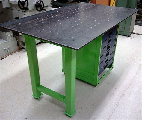 lalo welding table plans or ideas