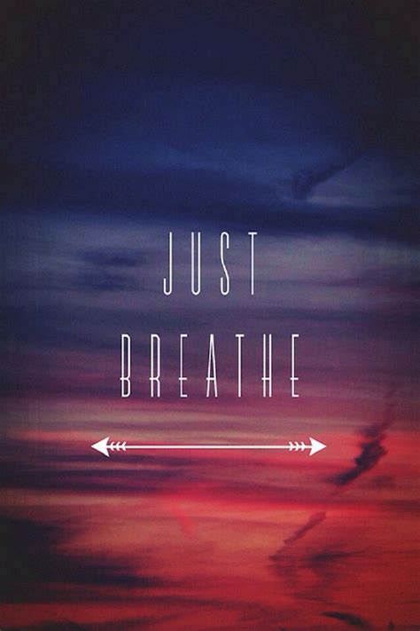 just breath lock screen wallpaper my list of amens