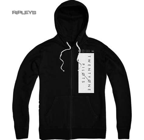 Hoodie Zipper Twenty One Pilots Salsabila Cloth official 21 twenty one pilots hoody hoodie blurry zip all sizes