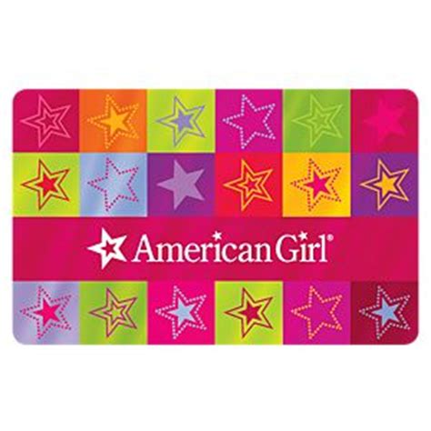 American Girl Store Gift Card - american girl gift cards american girl 174