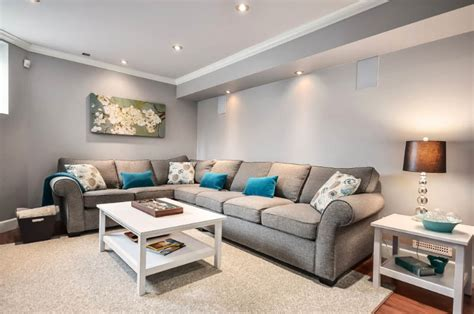 decorating inspiration basement decorating ideas with modern and rustic themes