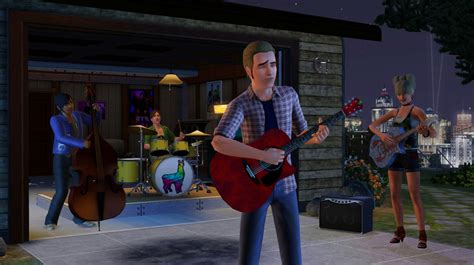 How To Play Garage Rock by News And Events Community The Sims 3