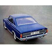 Mad 4 Wheels  1968 Ford Taunus P7 Coup&233 Best