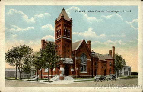 bloomington churches