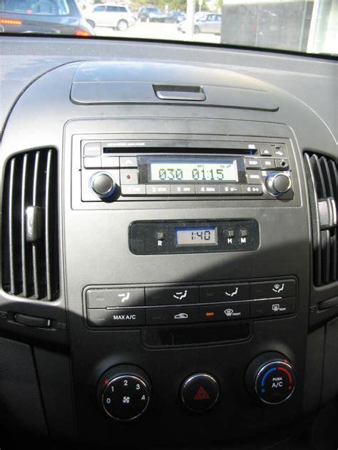 hyundai tucson radio removal radio removal canadian version hyundai forum