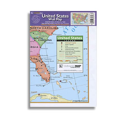 united states wall map for dictionary thesaurus product categories backpack gear inc