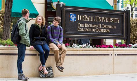 Depaul Mba Contact by Student Resources College Of Business Depaul