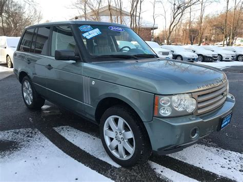 how to sell used cars 2006 land rover discovery seat position control land rover range rover 2006 in southington waterbury manchester new haven ct good guys