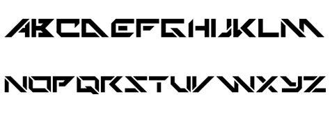 techno font techno hideo font