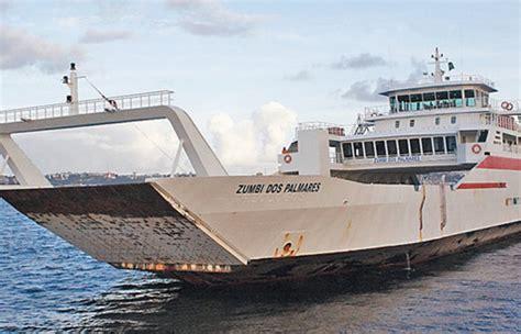 ferry boat zumbi dos palmares boc 227 o news cidades empresa alega autoriza 231 227 o da agerba